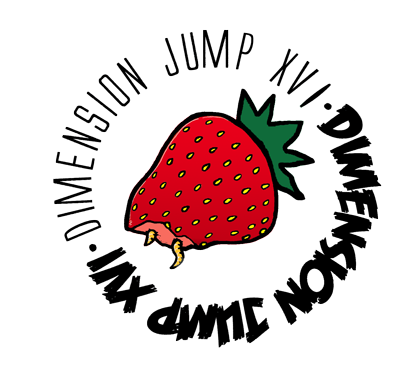 Amazing, the last strawberry in the universe.