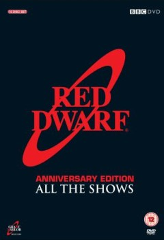 Red Dwarf Anniversary DVD