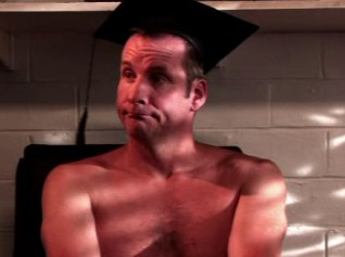 Chris Barrie naked, there.