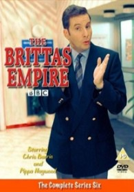 Brittas Series 6 DVD Cover - Region 2