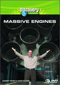 Massive Engines DVD cover - Region 4
