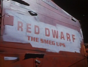 Titles from the broadcast Smeg Ups