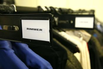 Rimmer's costume, sans Barrie