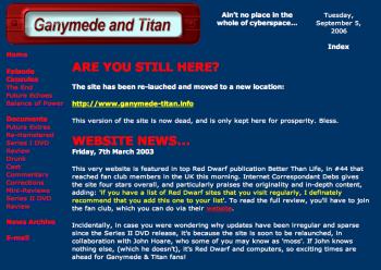 G&T, back in 2003