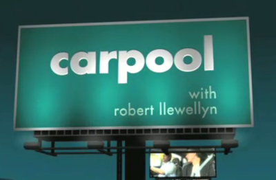 Robert Llewellyn's CarPool