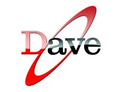 Dave logo by Danny Stephenson