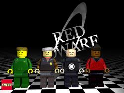 Red Dwarf Lego