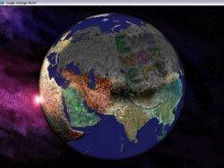 Google Garbage World by Danny Stephenson