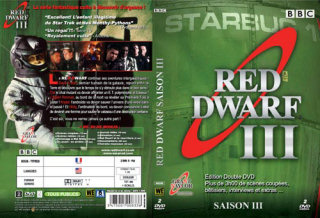 Series III French DVD cover