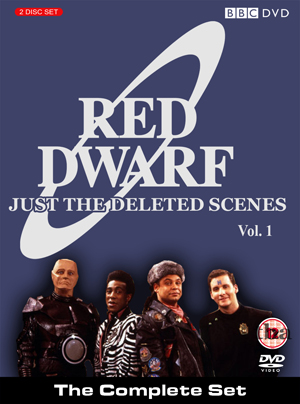 Cover for Just The Deleted Scenes