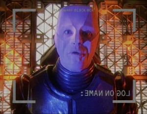 Kryten's first link