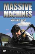 Massive Machines DVD cover. Sorry it's not bigger. I'm used to saying that. Ha ha, a willy joke.
