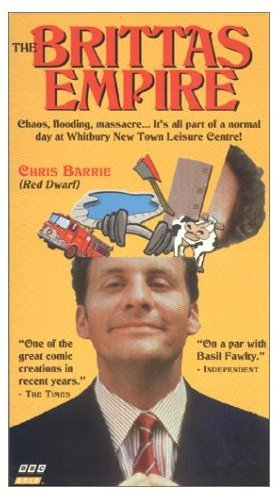 The Brittas Empire American VHS Cover - Set 1 Part 1