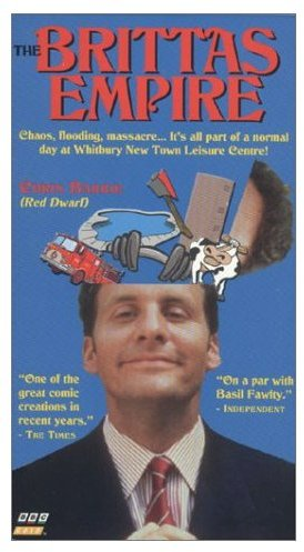 The Brittas Empire American VHS Cover - Set 1 Part 2