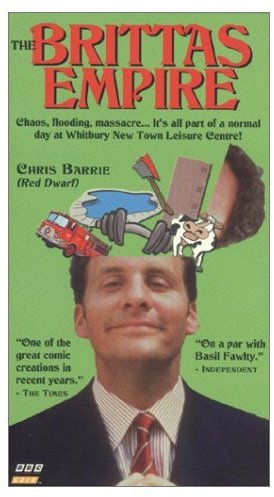 The Brittas Empire American VHS Cover - Set 1 Part 3