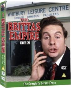 The Brittas Empire DVD cover - Series 3, Region 2