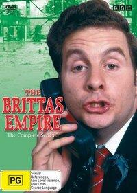 The Brittas Empire DVD cover - Series 3, Region 4