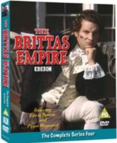 The Brittas Empire DVD cover - Series 4, Region 2
