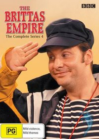 The Brittas Empire DVD cover - Series 4, Region 4