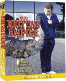 The Brittas Empire DVD cover - Series 5, Region 2