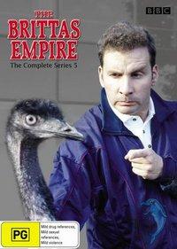 The Brittas Empire DVD cover - Series 5, Region 4