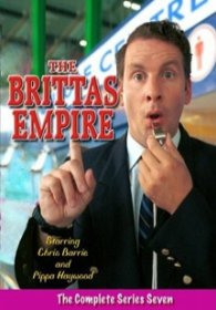 The Brittas Empire DVD cover - Series 7, Region 2
