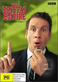 The Brittas Empire DVD cover - Series 7, Region 4