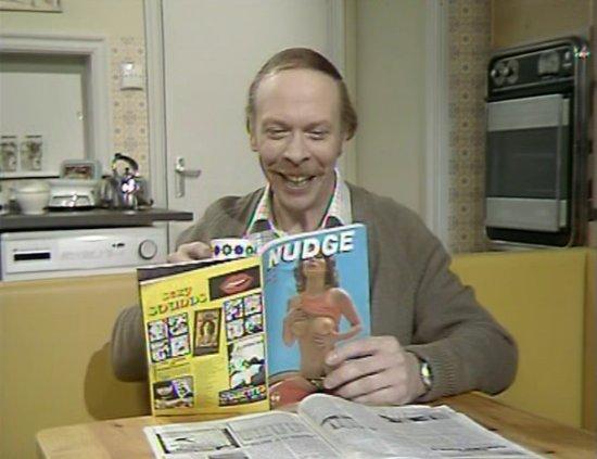 GEORGE READING PORN