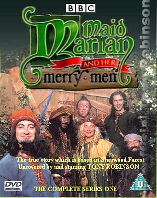 Maid Marian Series 1 DVD - draft version