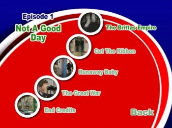 Brittas Series 4 DVD - chapter selection menu