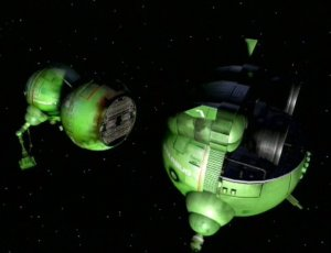 Screengrab from Tikka - Starbug splitting