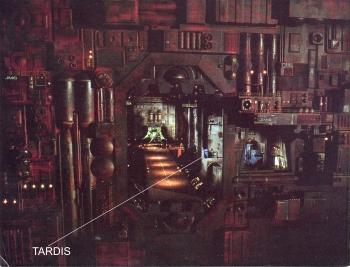 TARDIS magazine scan