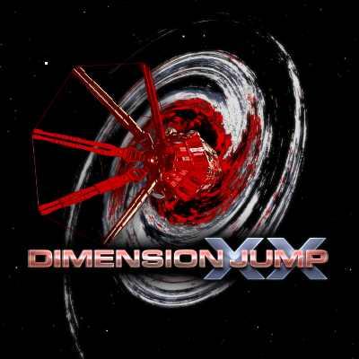 Dimension Jump XX logo