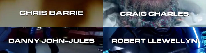 Red Dwarf XII title sequence analysis featured image