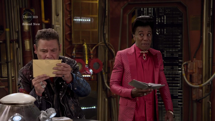 red dwarf death - photo #8