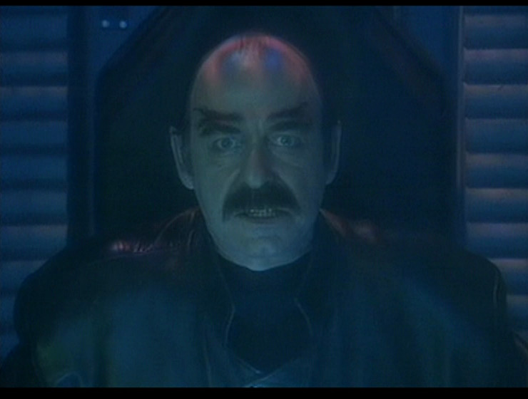 Denis Lill in Red Dwarf