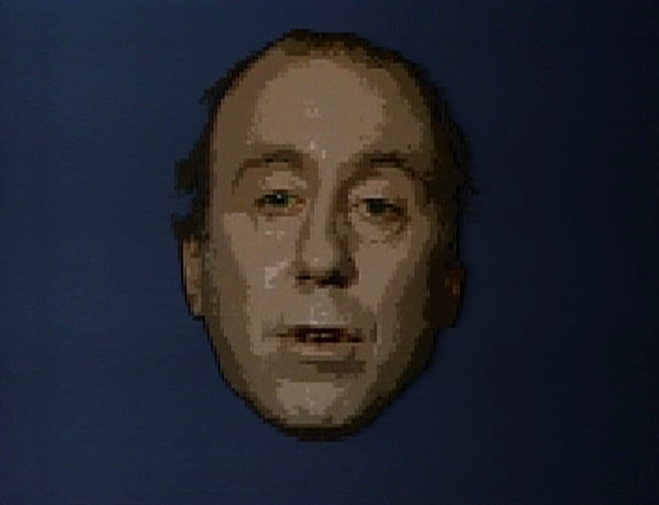 Norman Lovett's FACE