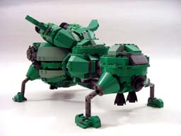 A bloody Lego Starbug featured image
