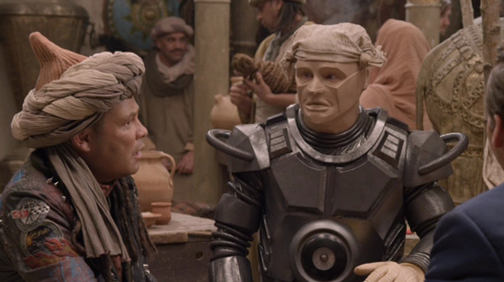 KRYTEN IS CONCERNED ABOUT JESUS