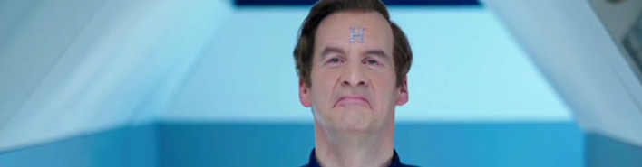 Red Dwarf XI: Officer Rimmer Review featured image