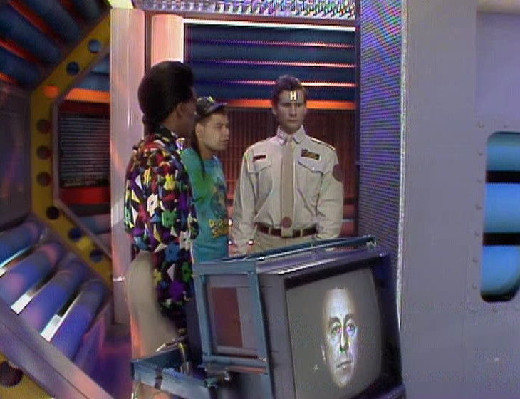 Cat, Lister and Rimmer
