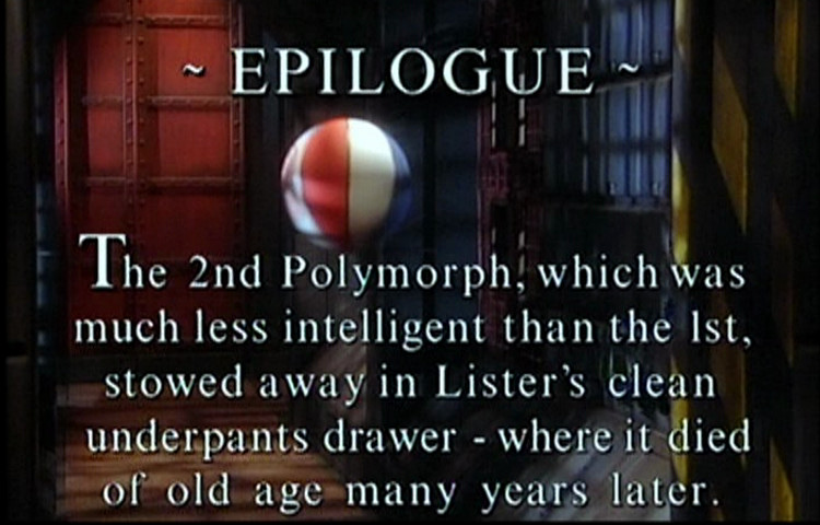 Polymorph epilogue