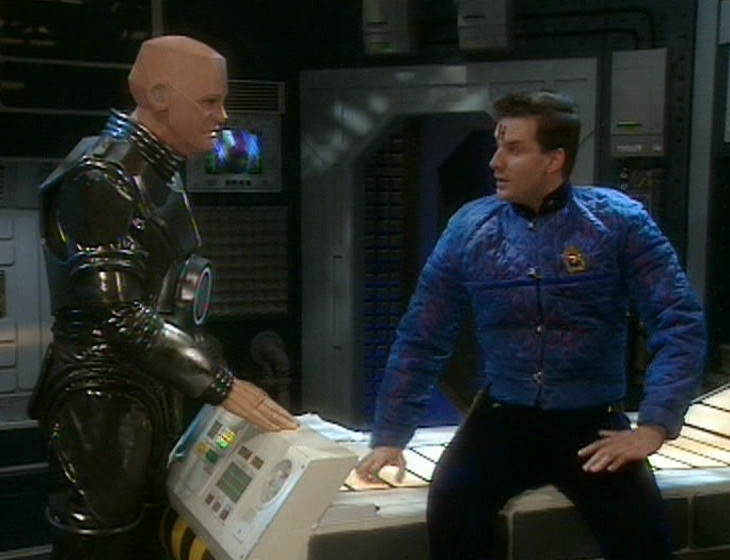 Rimmer's Medical from Rimmerworld
