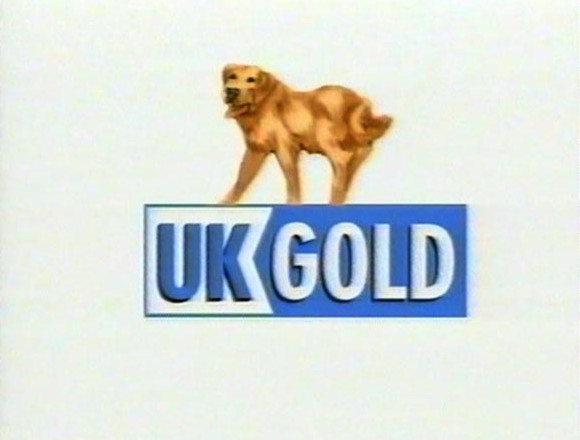 UK Gold ident from 1992