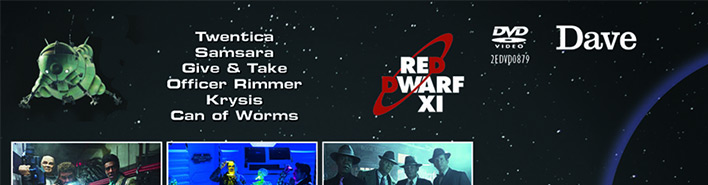 Red Dwarf XI: Bluray/DVD Review featured image